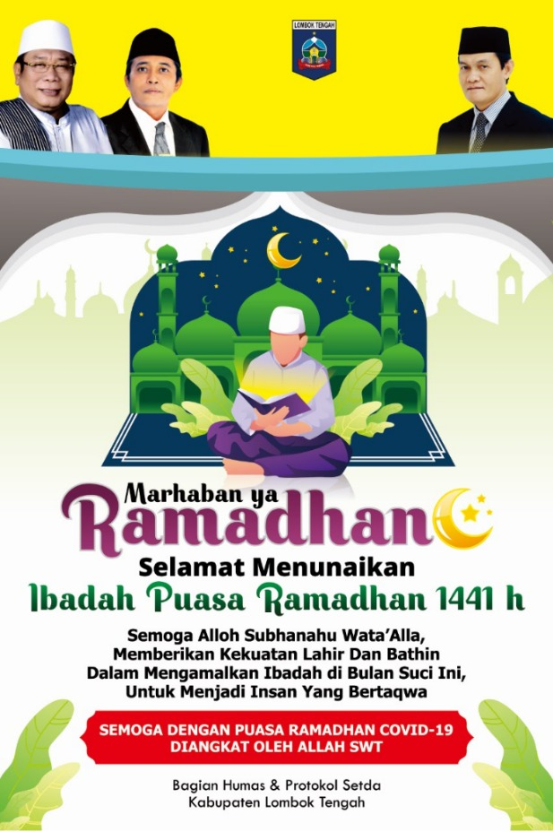 Marahaban Ya Ramadhan