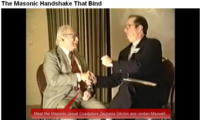 ¿Zecharia Sitchin era un impostor? Crítica abierta Sitchinandmaxwell