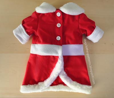 Free christmas dress patterns