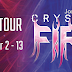 Blog Tour Kick-Off: Crystal Fire by Jordan Dane!
