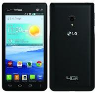 LG Lucid2 VS870, Smartphone Android CDMA Dengan Jaringan 4G