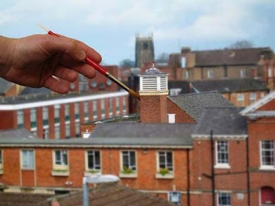 Super Cool Pictures Of Forced Perspective Seen On www.KisKut.com
