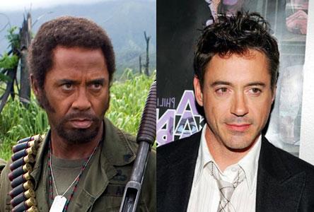 50767-robert downey jr blackface tropic thunder is jpgRobert Downey Jr Blackface