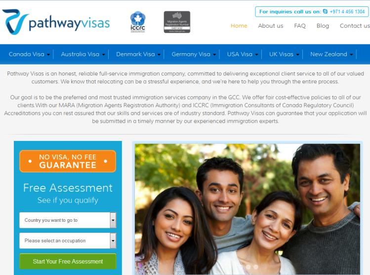 reputable visa immigration consultancy firm in Dubai