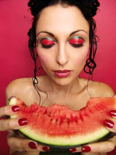 Fruity Makeup Pretty Touch