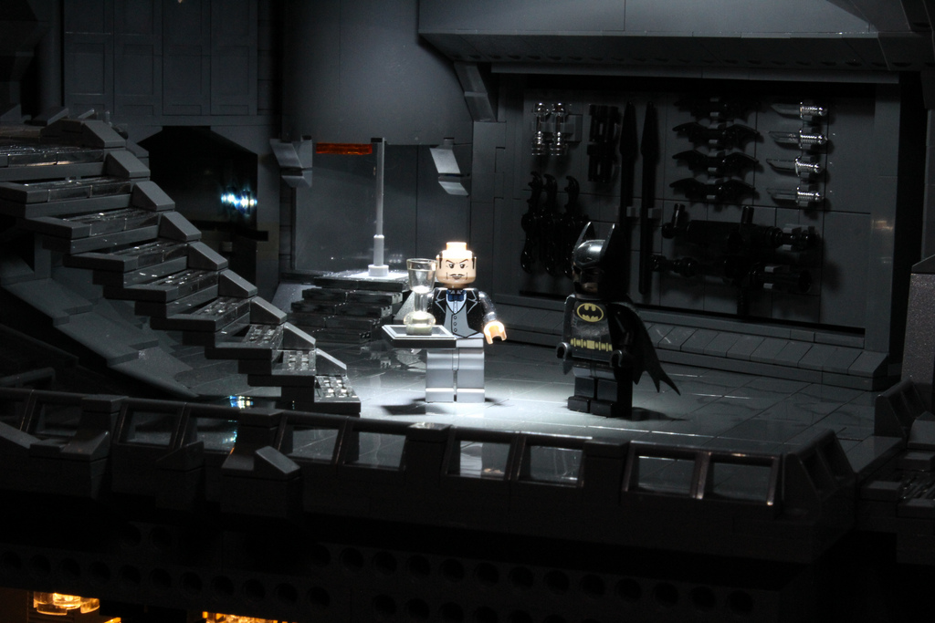 Welovetoys Making Batcave Out Of Lego