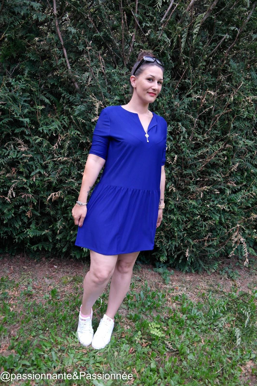 Porter  une robe en étant ronde