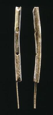 primo strumento omusicale 40 mila anni fa: flauto mammuth