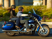 YAMAHA PICTURES | 2013 Yamaha V-Star 1300 Deluxe 2