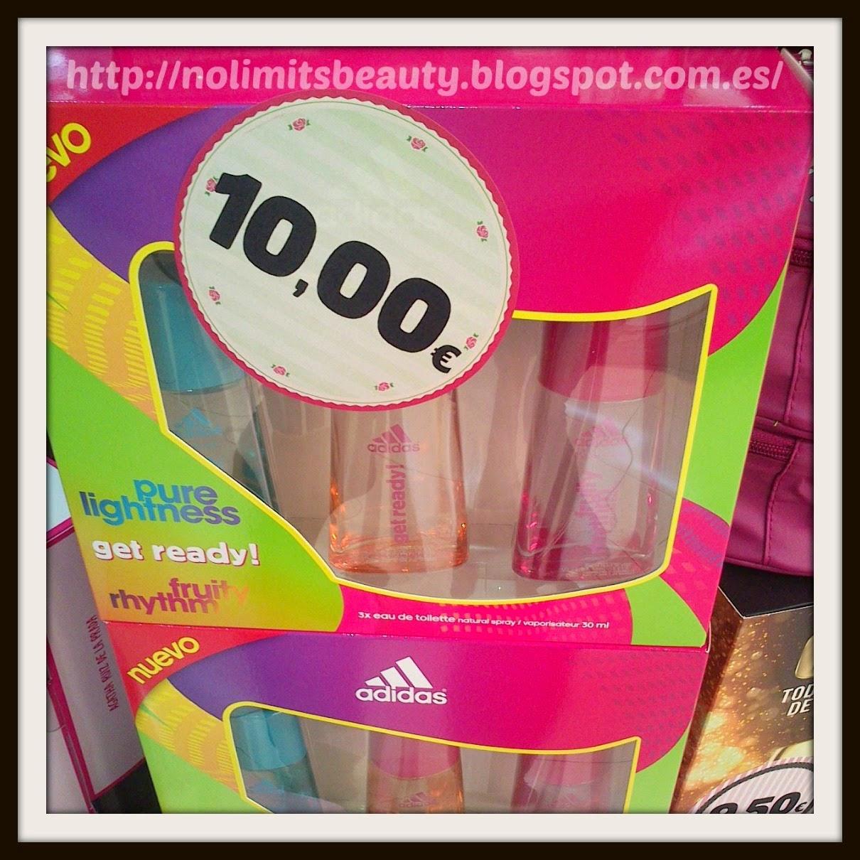 Set Perfumes de Adidas
