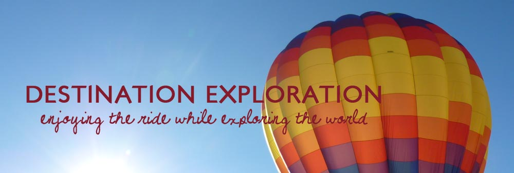 Destination Exploration