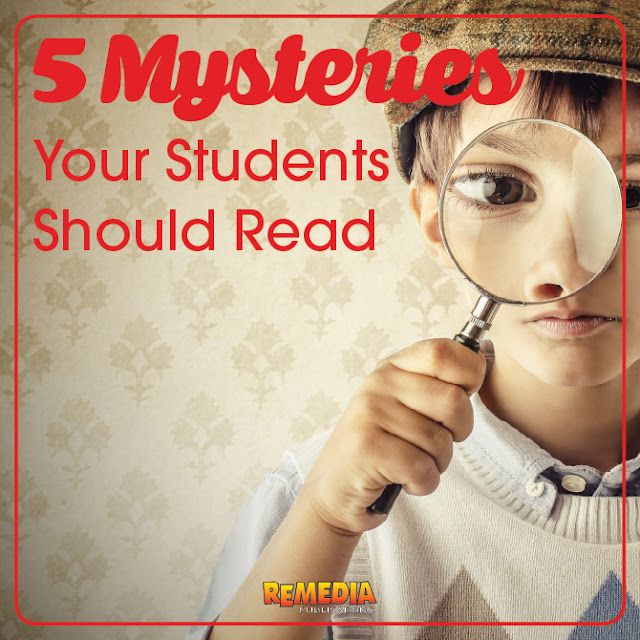 Mystery Genre | Part 4: 5 Mysteries Students Should Read | Remedia Publications
