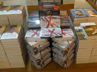 The X-News Files Available in Gramedia Book Store