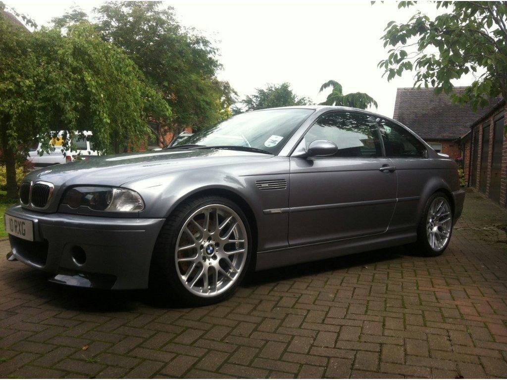 Speedmonkey: Spotted - BMW M3 CSL