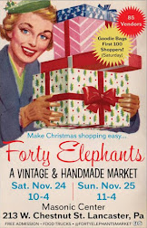 Forty Elephants Vintage Sale