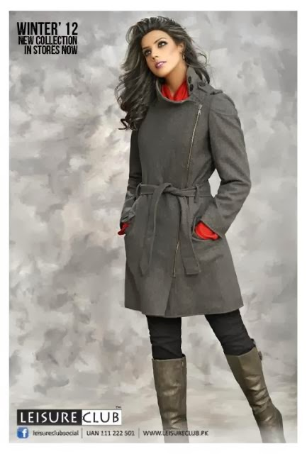 Casual Wear Winter Dresses 2013-2014   Leisure Club Latest Casual Wear Winter Dresses 2013-2014 For Boys and Girls By Fashion She9