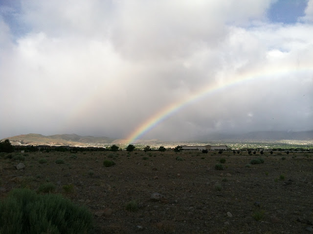 Double Reno Rainbow