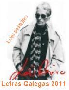 LOIS PEREIRO.LETRAS GALEGAS 2011
