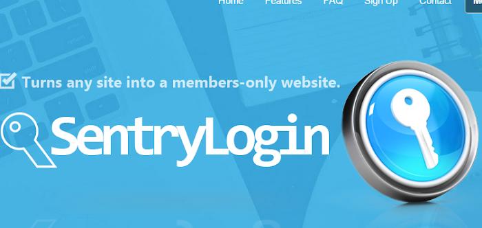 Sistema de Login no Blogger