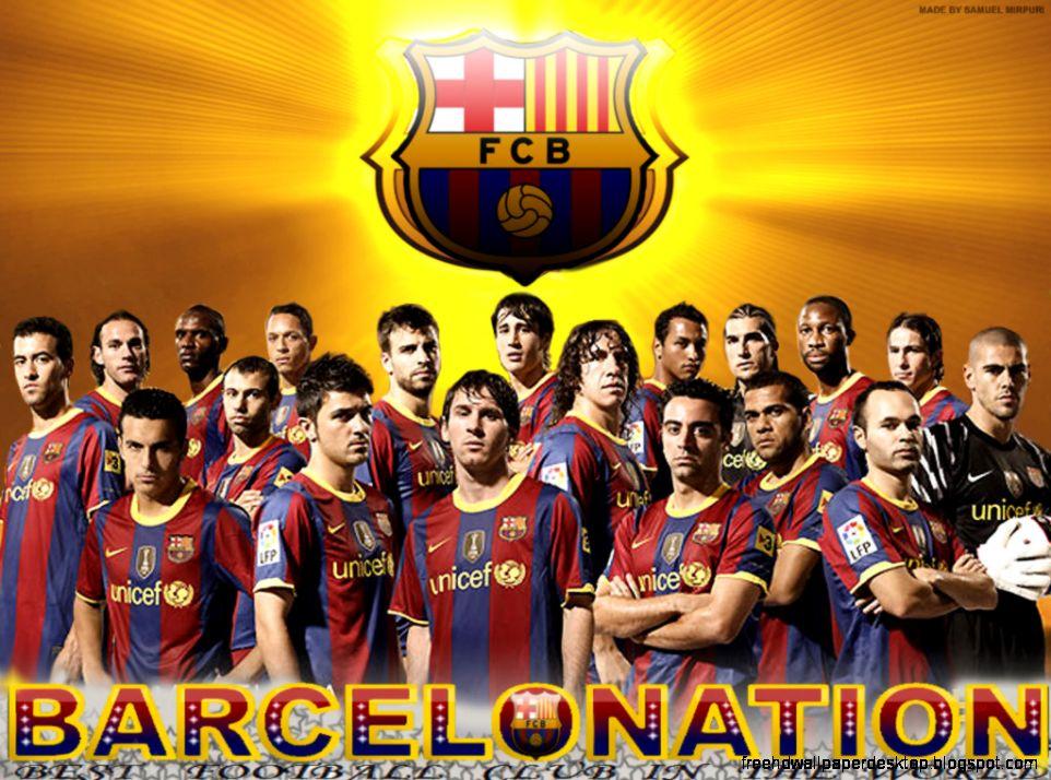 Fc Barcelona Wallpaper 2013