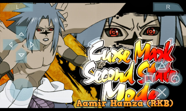 naruto shippuden ultimate ninja impact for android free
