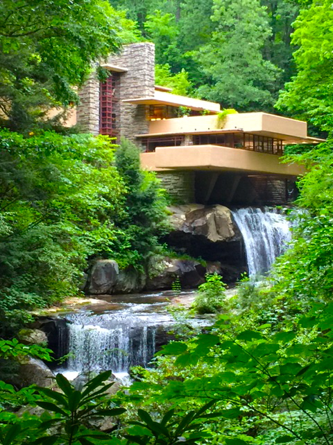 Fallingwater Was Designed In 1935 For The Edgar J. Kaufmann Sr. Family Out  Of Pittsburgh. The Kaufmannu0027s Owned The Kaufmann Department Store And Their  Son ... Part 76