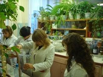 laboratorija ekologii ozelenenija
