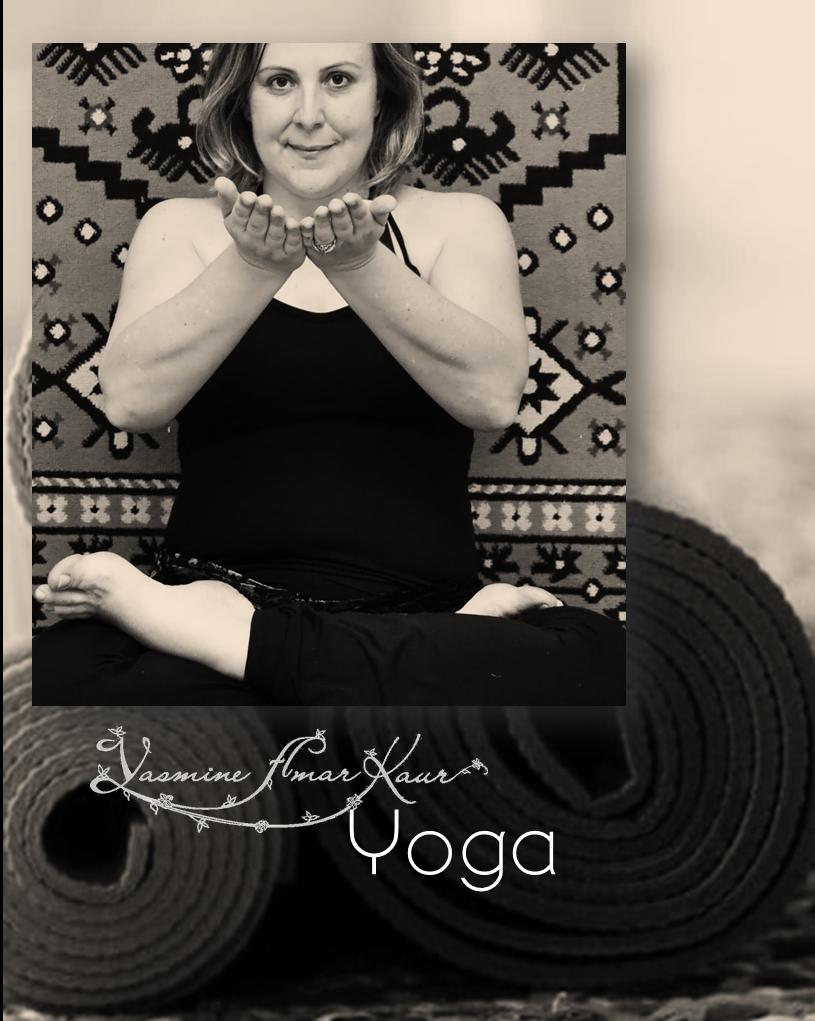 Yasmine Amar Yoga