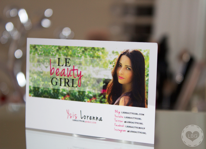 My Blog Business Cards by Instant Print