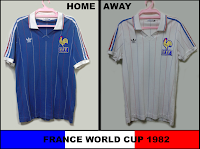 tribute to France '82