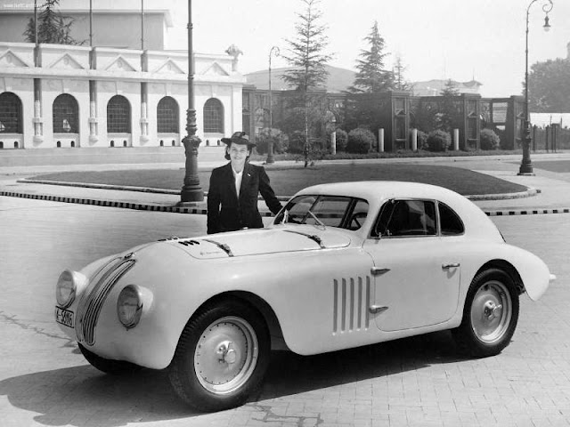 BMW 328 Touring Coupe (1939)