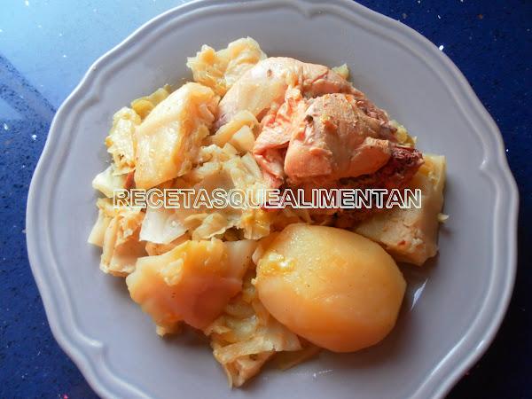 Recetas con olla rapida cocinar en casa es - Cocido en la olla express ...