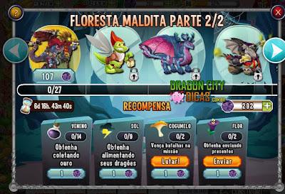 Ilha da Floresta Maldita Parte 2 - Itens e Dicas