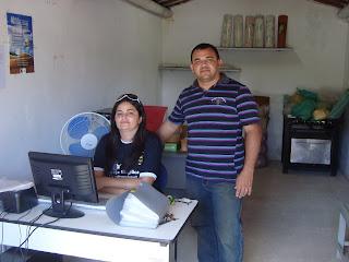 Campo em Felipe Guerra/RN.