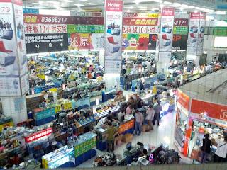 centro comerzial huaqiangbei shenzhen