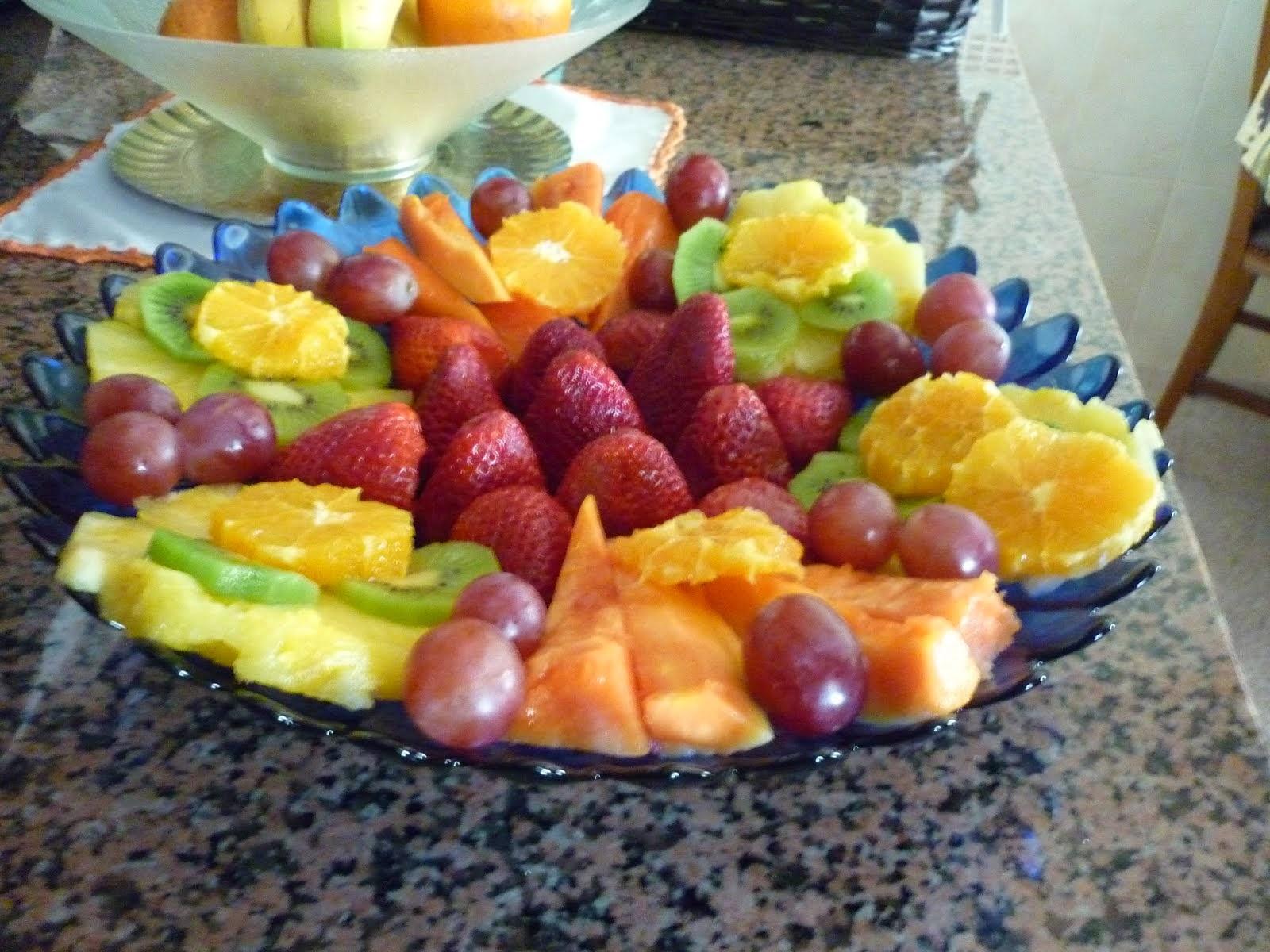 Fruta faz bem