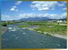 原風景・・・赤城山と渡良瀬川