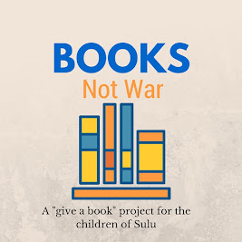 Books not War Project