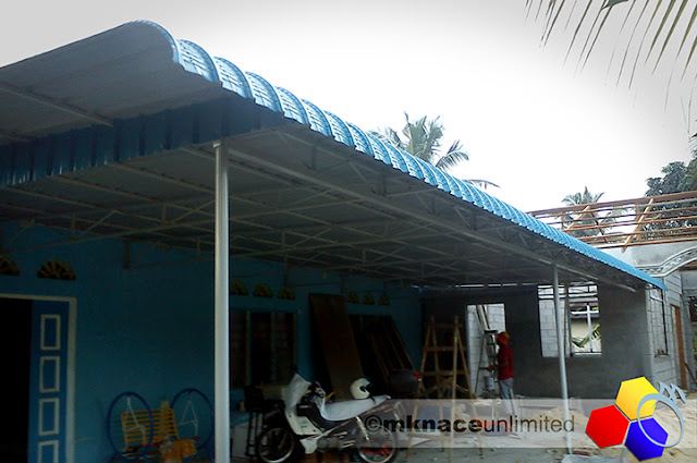 mknace unlimited™ | awning jobe done