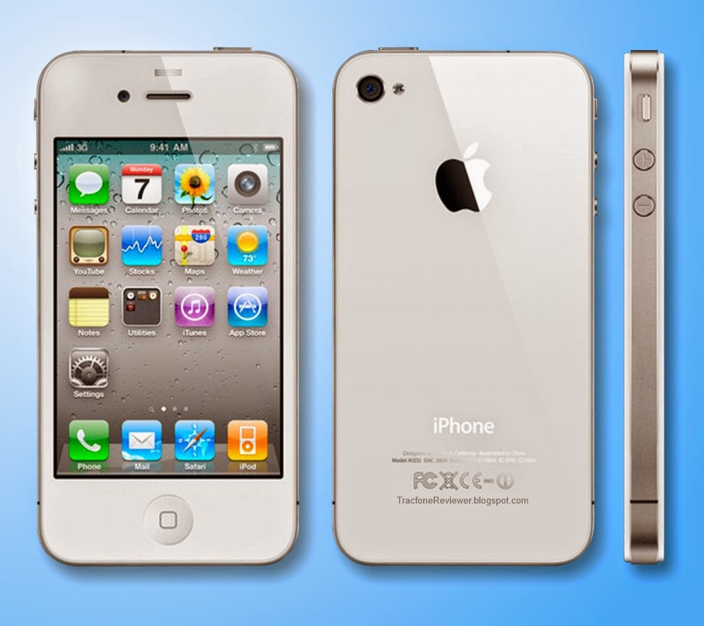 iphone 4 tracfone