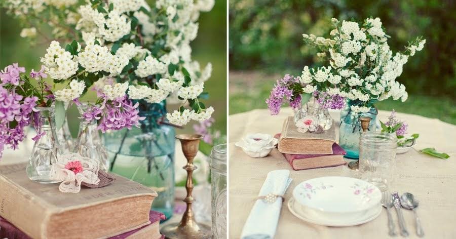 Violet hills weddings events mason jar centerpieces junglespirit Gallery