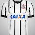 Nike divulga novas camisas do Corinthians