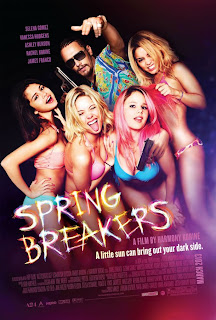 Spring Breakers: Viviendo al Límite Poster
