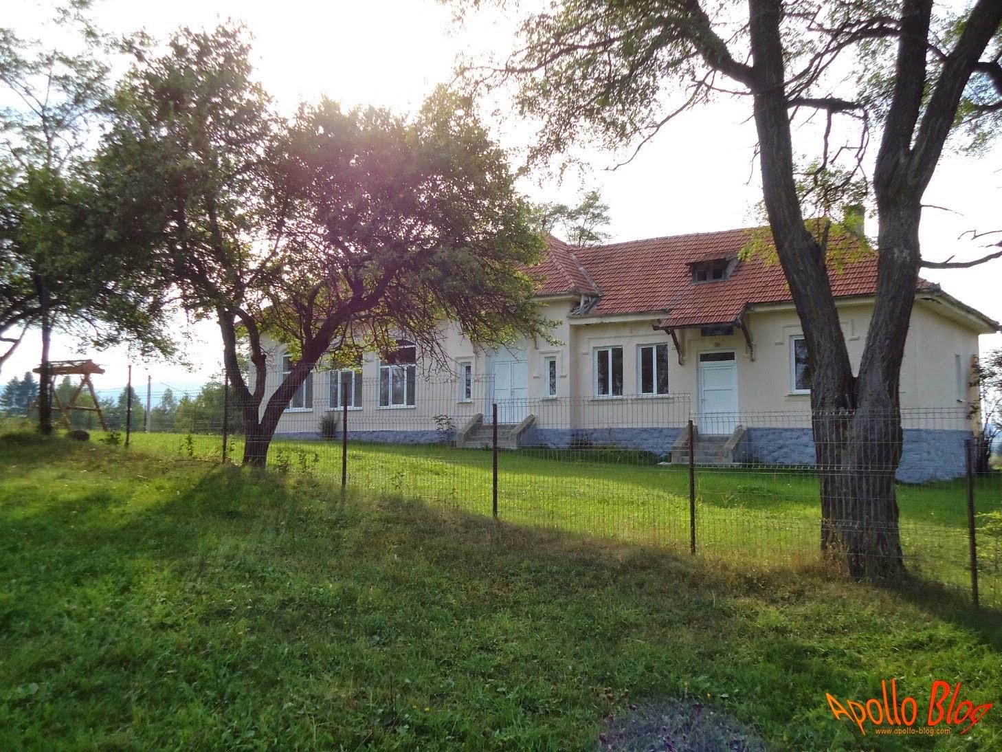 Școala din satul FILPEA