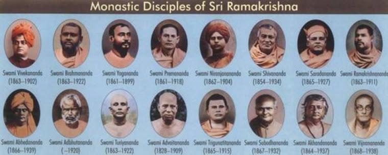 Master-Disciple, Sri Ramakrishna