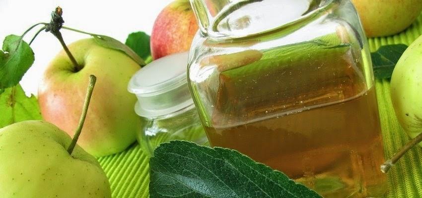 alasan menggunakan cuka sari apel