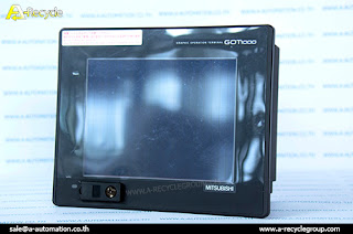 ขาย TOUCH SCREEN MITSUBISHI MODEL:GT1555-QSBD