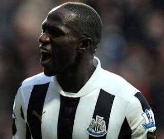 Moussa Sissoko, Newcastle midfielder