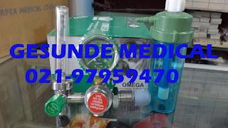 Oxygen Regulator Omega