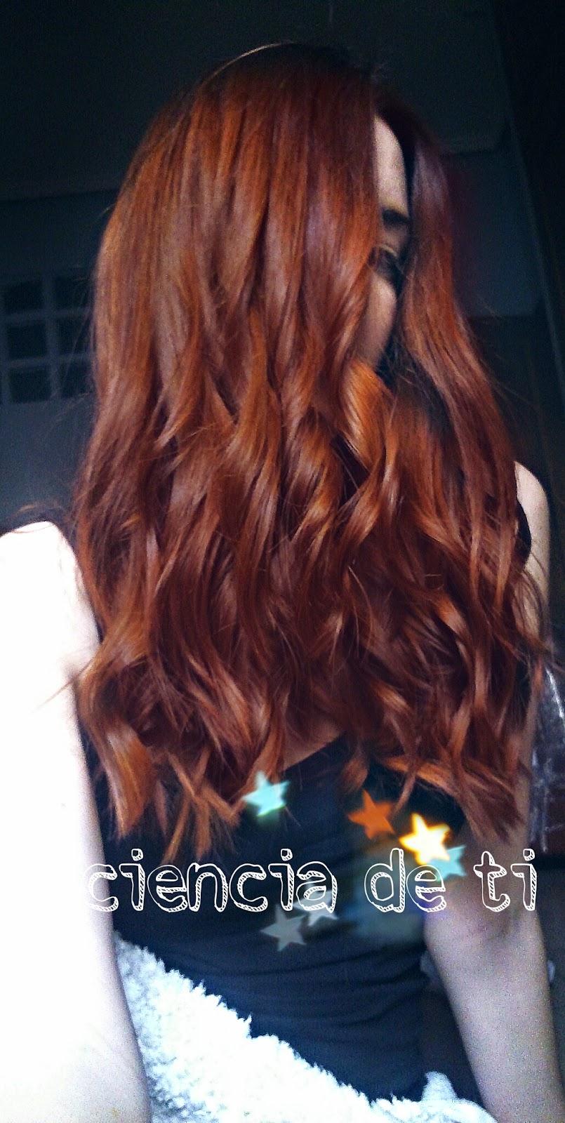 ducha adulterio cabello rojo